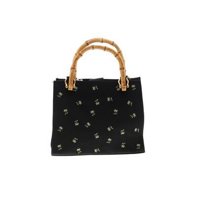 Tianni Handbags Satchel: Black Bags