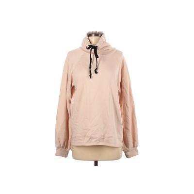 EMI JAY Sweatshirt: Pink Solid C...