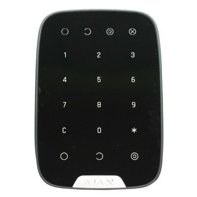 AJAX Touch-Tastatur schwarz KEYPAD-B