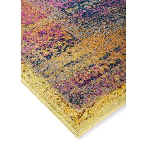 Teppich mit orientalischen Mustern