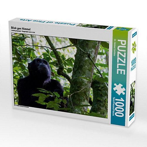 Blick gen Himmel Foto-Puzzle Bild von Hawkeyes-Pictures Puzzle