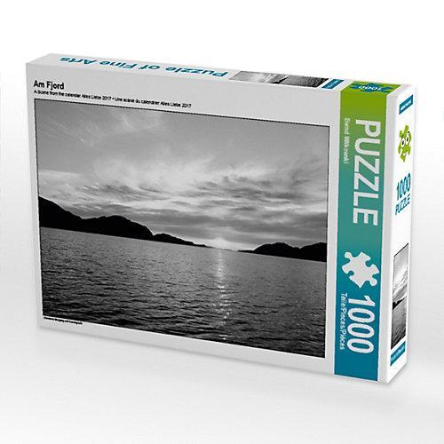 Am Fjord Foto-Puzzle Bild von Mico10 Puzzle