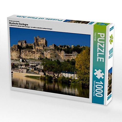 Mystische Dordogne Foto-Puzzle Bild von Midgardson Puzzle