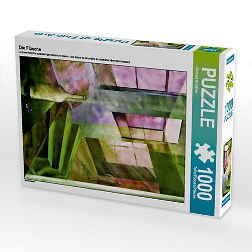 Die Flasche Foto-Puzzle Bild von GeSche Puzzle