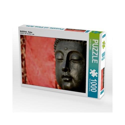 BUDDHA - Ruhe Foto-Puzzle Bild von Verena Bichmann Puzzle