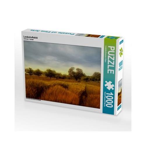 Landschaftsbild Foto-Puzzle Bild von Liselotte Brunner-Klaus Puzzle