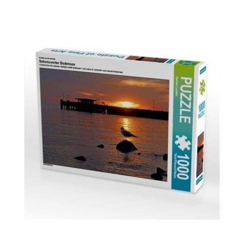 Sehenswerter Bodensee Foto-Puzzle Bild von Hartmut Luckfiel Puzzle