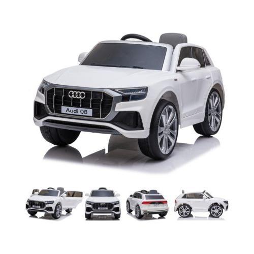Elektroauto Audi Q8 Elektro-Autos weiß