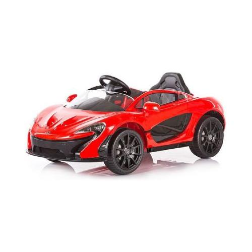 Elektroauto McLaren P1 Elektro-Autos rot