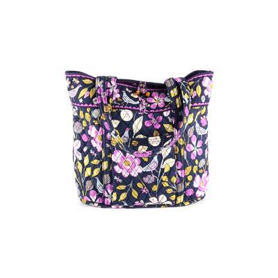 Vera Bradley Tote Bag: Blue Floral Bags