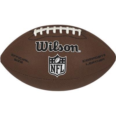 Wilson Football NFL LIMITED brau...