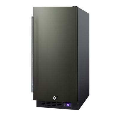 """15"""" Built-In All-Freezer - Summit Appliance SCFF1533BKS"""