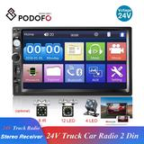 Podofo – Autoradio avec récepteu...