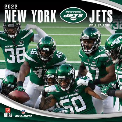 New York Jets 2022 Wall Calendar