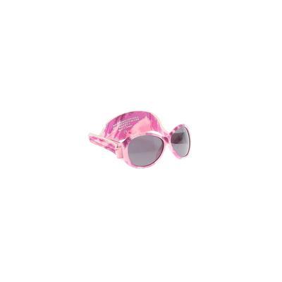 Retro Sunglasses: Pink Accessories
