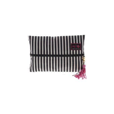 Assorted Brands Makeup Bag: Black Solid Accessories