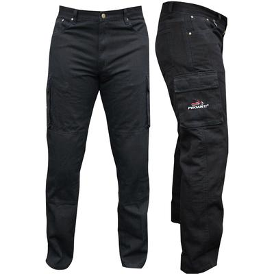 PROANTI Motorradhose, aus Jeans ...