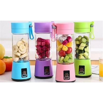 Portable Compact Juice Blender: ...