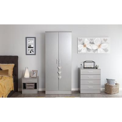 Three-Piece Bedroom Furniture Set