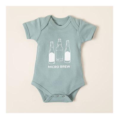 Micro Brew Babysuit