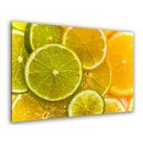 Tableau tranches de citron Toile...