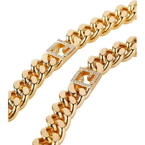 Fendi Armband mit Kristallen