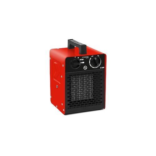 TROTEC Keramik-Heizlüfter TDS 10 C bis zu 2.000 W Heizleistung Überhitzungsschutz Thermostat