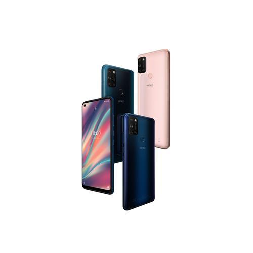 Wiko Smartphone VIEW 5 (Pine Green)