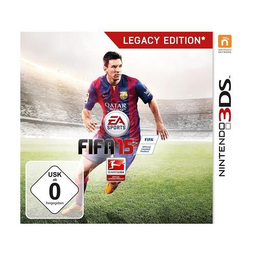 ak tronic FIFA 15 3DS FIFA 15
