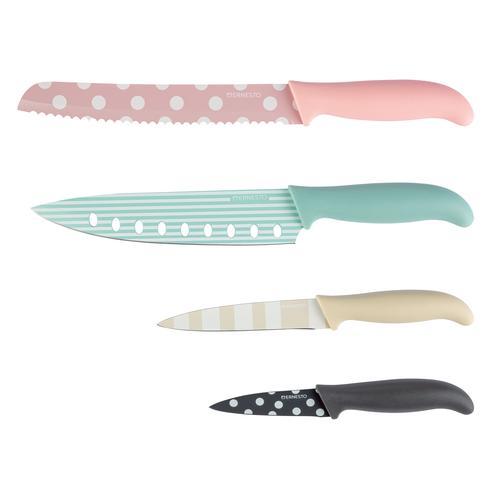 ERNESTO® Messerset (farbig)