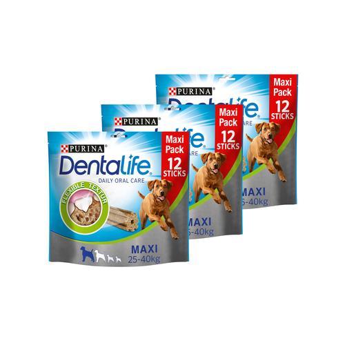 Purina DentaLife DentaLife Multipack Maxi 60 Sticks, 3 x 426 g