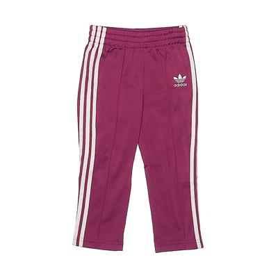 Adidas Active Pants: Purple Spor...