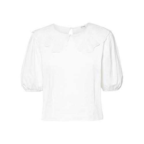 Shirt mit Bubikragen