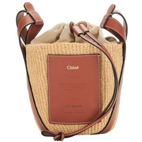 Chloé Kleine Korbtasche