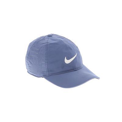 Nike Baseball Cap: Purple Access...
