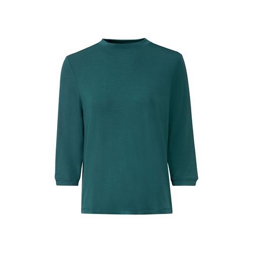 ESMARA® Damen Shirt, petrol, M(40/42) (M(40/42), petrol)