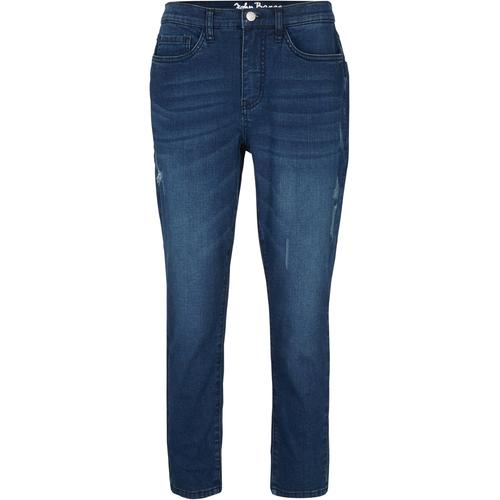 7/8 Shaping Slim Fit Jeans