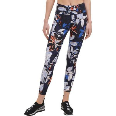 DKNY Sport Midnight Welcome To The Jungle Leggings