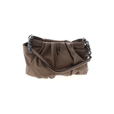 Simply Vera Vera Wang Shoulder Bag: Tan Solid Bags
