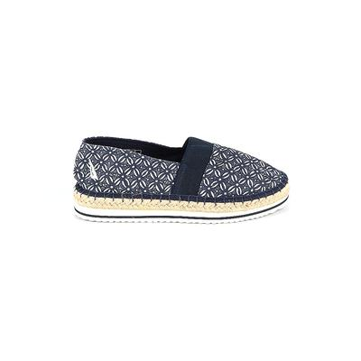 Nautica Flats: Blue Shoes - Size 7