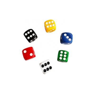Spielwürfel: 10/Gelb