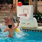 Standard Pool Basketball - Front...