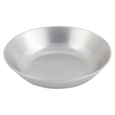 "Bon Chef 3007 8"" Round Salad Bowl w/ 1 qt Capacity, Aluminum"