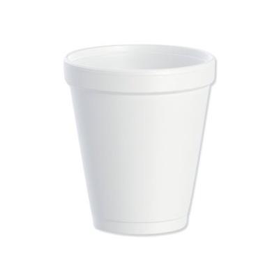 """Dart Insulated Foam Drink Cups, 8-Oz., White, 1,000 Cups (Dcc8J8)"""