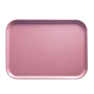 Cambro 2025409 Fiberglass Camtray? Cafeteria Tray – 25 1/2″L x 20 3/4″W, Blush