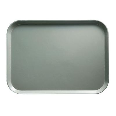 Cambro 810107 Fiberglass Camtray? Cafeteria Tray – 9 4/5″L x 8″W, Pearl Gray