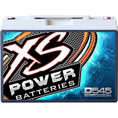 XS Power D545 12V AGM Batt Max 800A/CA276/Ah17 700W