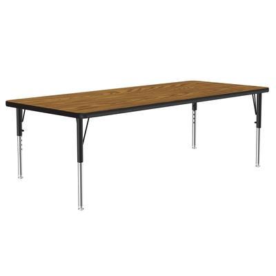 Correll A3048-REC 06 Activity Table w/ 1 1/4