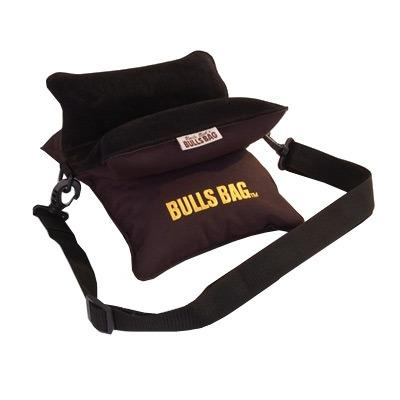Bulls Bag Field Blk Poly Bag W/Carry Strap 10