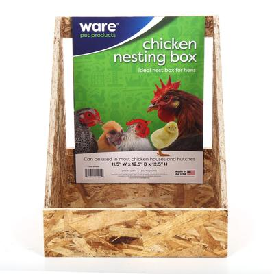 WARE Chick-N-Nesting Box, 0.5oz pouch